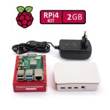 Starter kit con Raspberry Pi 4 da 2 GB