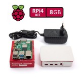 Starter kit con Raspberry Pi 4 da 8 GB