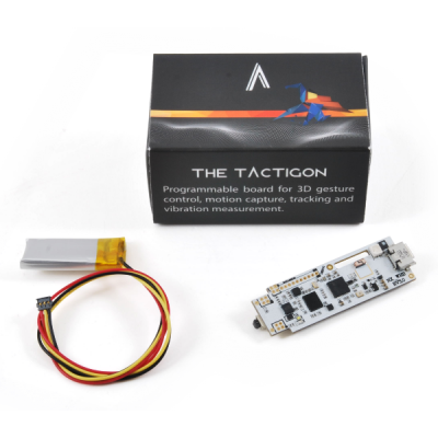 TACTIGONBASIC - SCHEDA BLUETOOTH MULTISENSORE