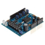 Motor shield per Arduino - in kit da saldare