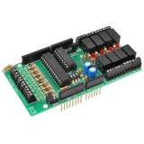 Shield Arduino I/O expander - in kit