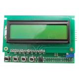 Shield LCD per Raspberry Pi - in kit