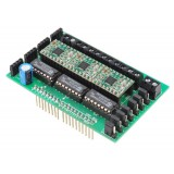 Shield per Arduino motori stepper - in kit da saldare