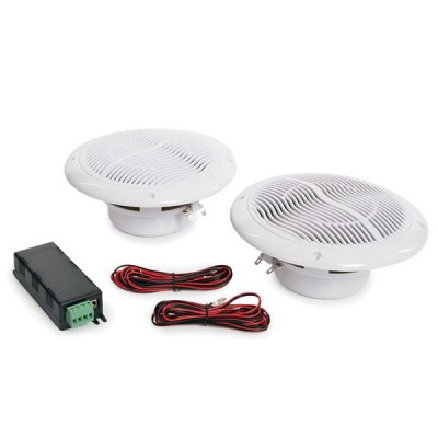 Set 2 Altoparlanti e amplificatore audio Bluetooth 4.0